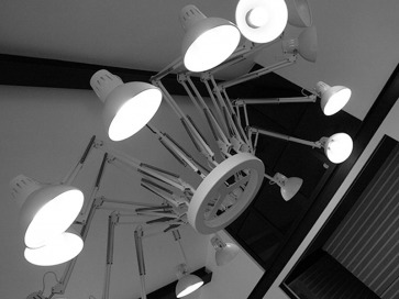 Lampadari design.
