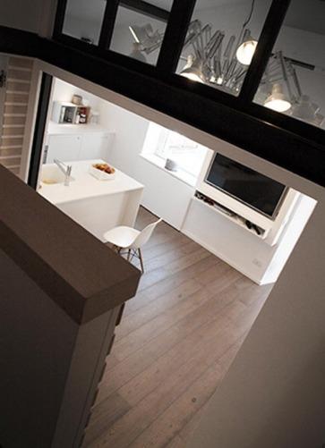 Arredamento design a Portovenere.