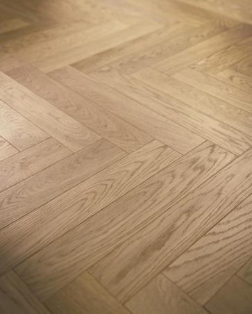 Pavimento legno in Rovere.