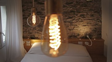 Lampade sospensioni moderne.