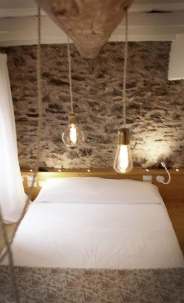 Illuminazione per camera da letto.