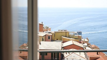 Arredamento per case mare Cinque Terre.
