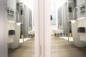 Arredo bagno moderno La Spezia.