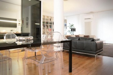 Poltroncina Louis Ghost Kartell.