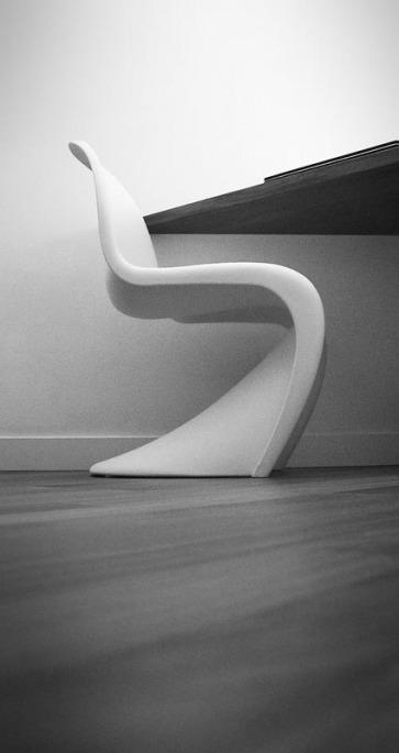 Sedia Panton Chair Vitra.