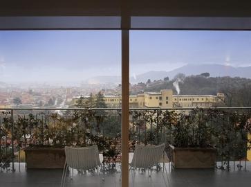 Arredare case in collina alla Spezia.