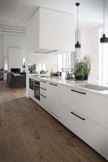 Cucina bianca Arrital.