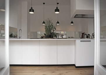 Cucina Arrital bianca.