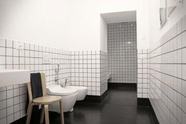 Arredare bagno moderno.