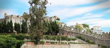 Vista su Castello San Giorgio.